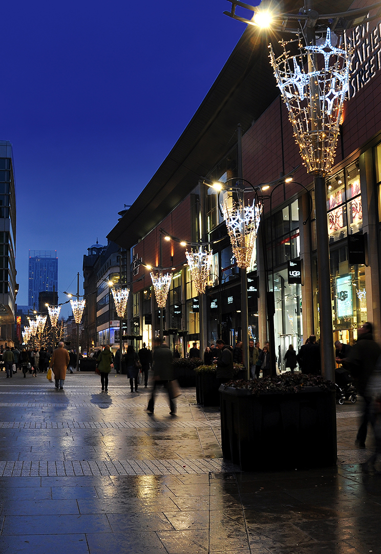 New Cathedral Street - Manchester